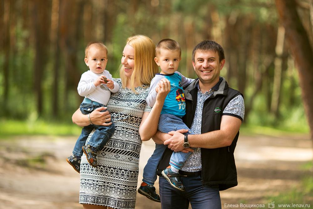 Семья Дюжевых