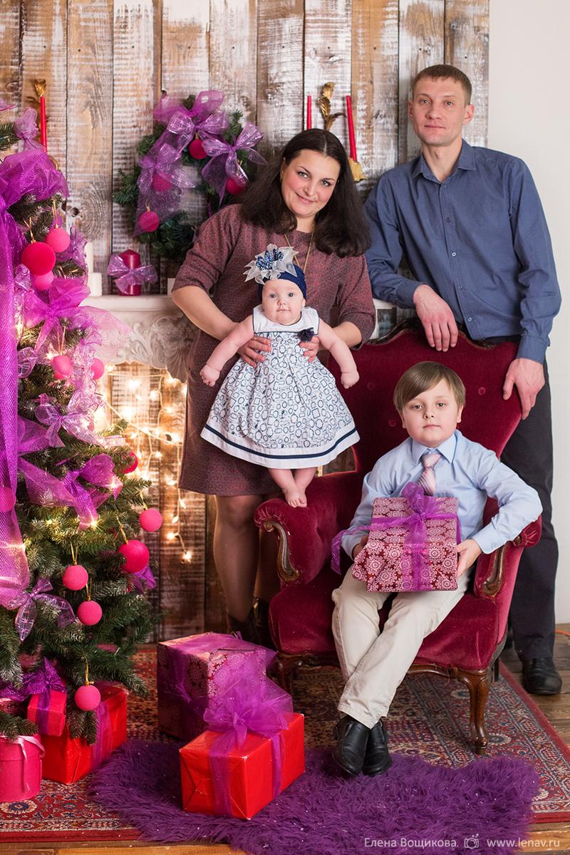 семейные фотографии
