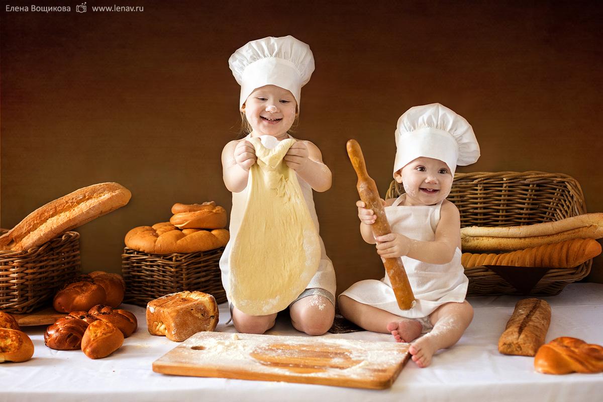 детская фотосессия нижний новгород поварята