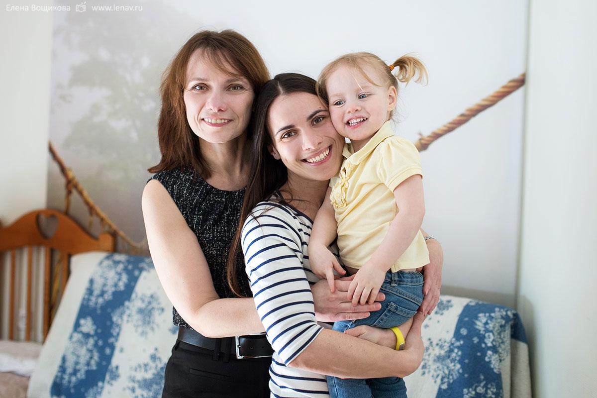 семейный фотограф нижний новгород домашняя съёмка