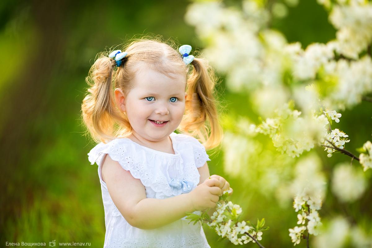 фотосессия в цветущих садах нижний новгород
