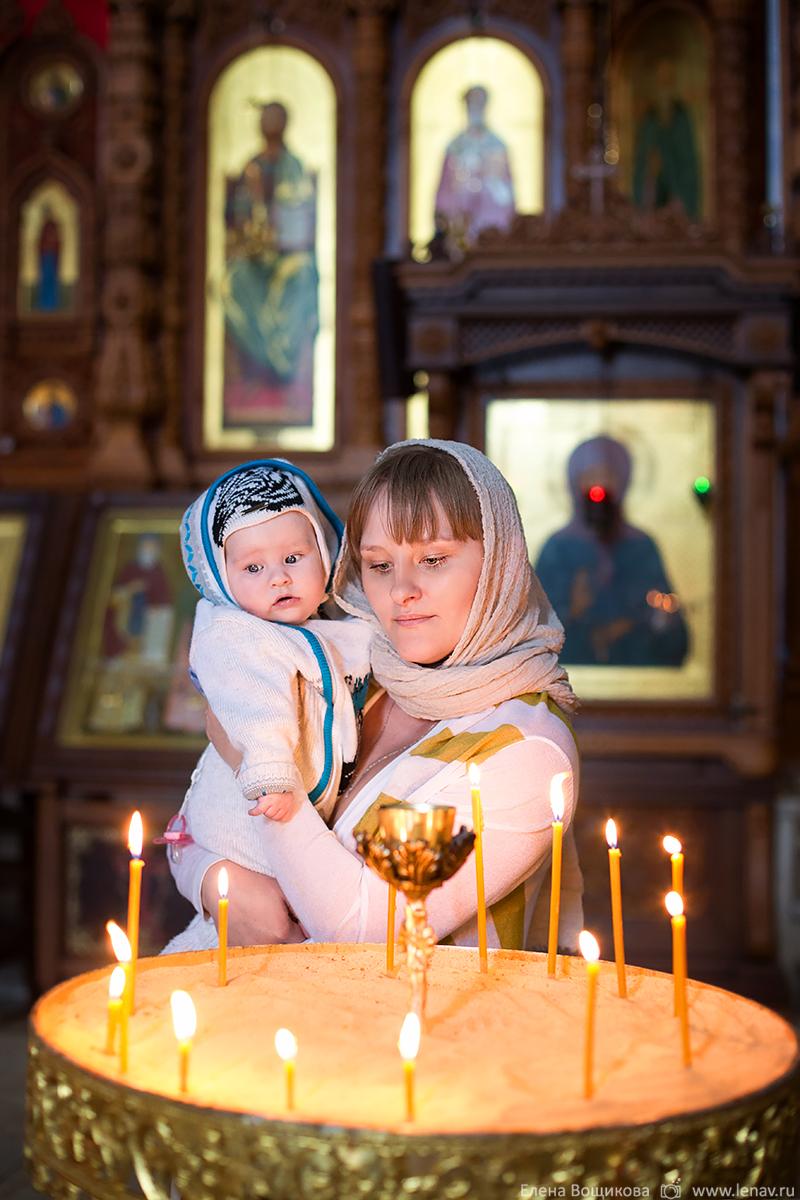 фотосъёмка крещения нижний новгород