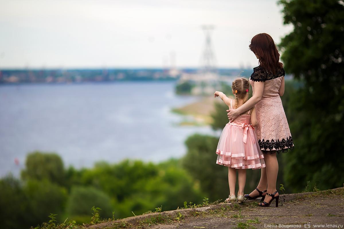 семейная фотопрогулка нижний новгород