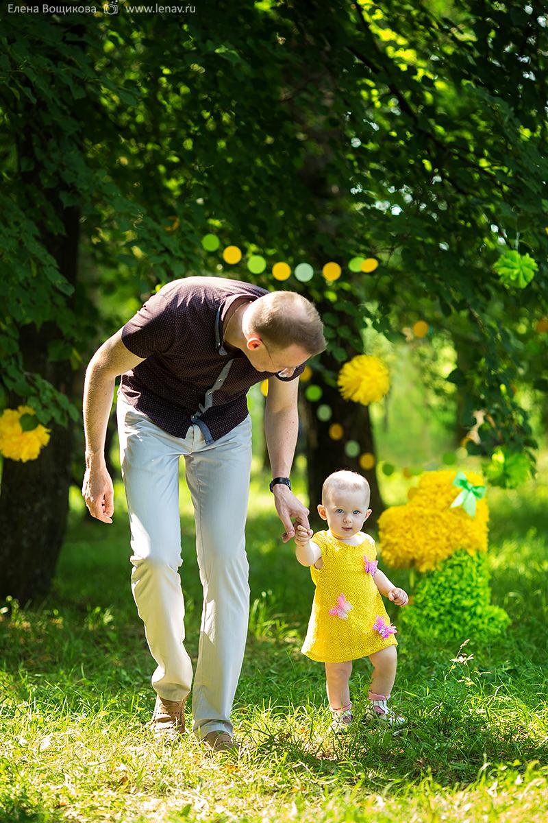 семейная фотосессия малыша на 1 годик нижний новгород