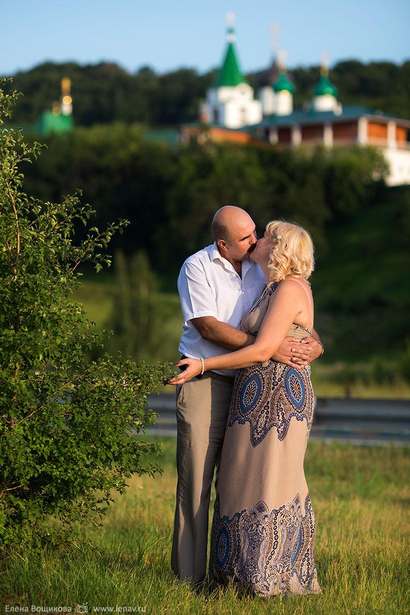 фотосессия для семьи годовщина свадьбы