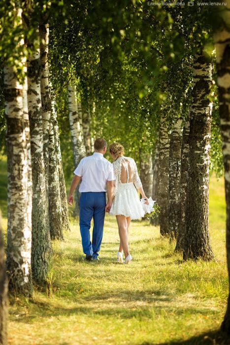 свадебная прогулка нижний новгород фотосессия