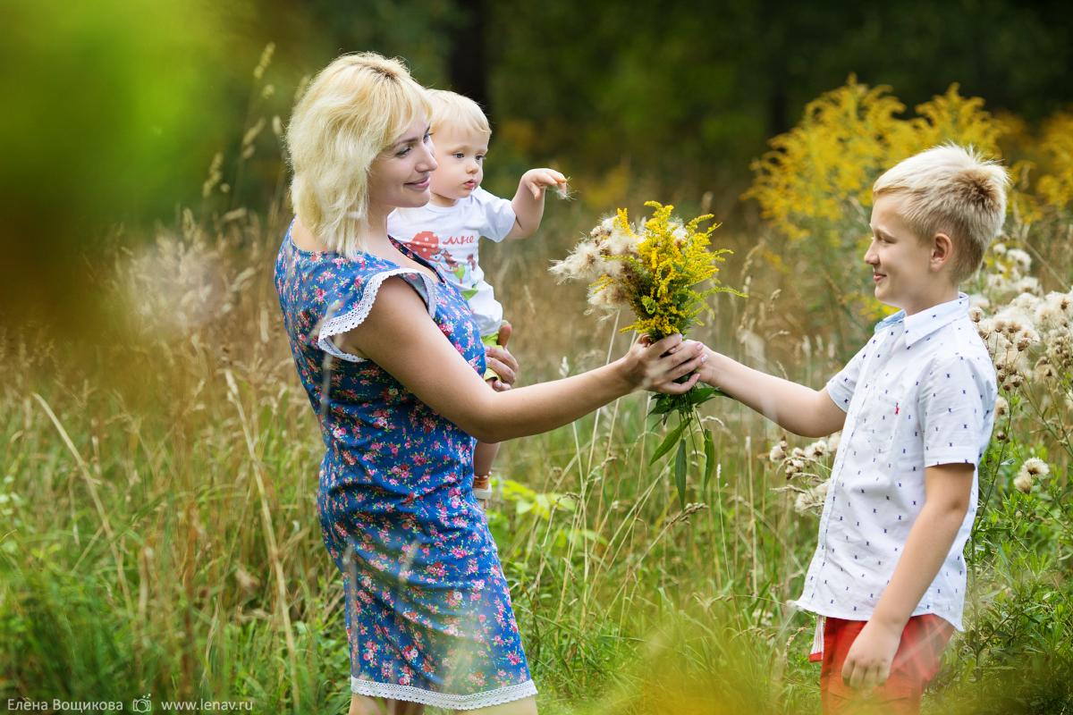 фотосессия для семьи тематическая в нижнем новгороде
