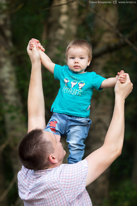 семейная и детская фотосессия нижний новгород
