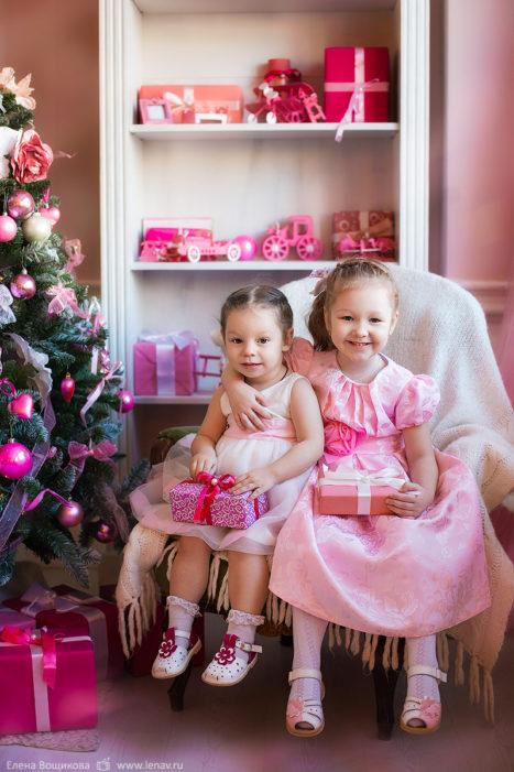 фотосессия для девочек четыре поколения