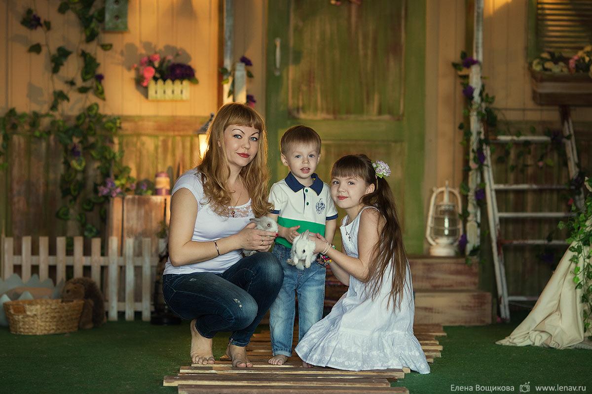 семейная фотосессия в нижнем новгороде профессиональный семейный фотограф