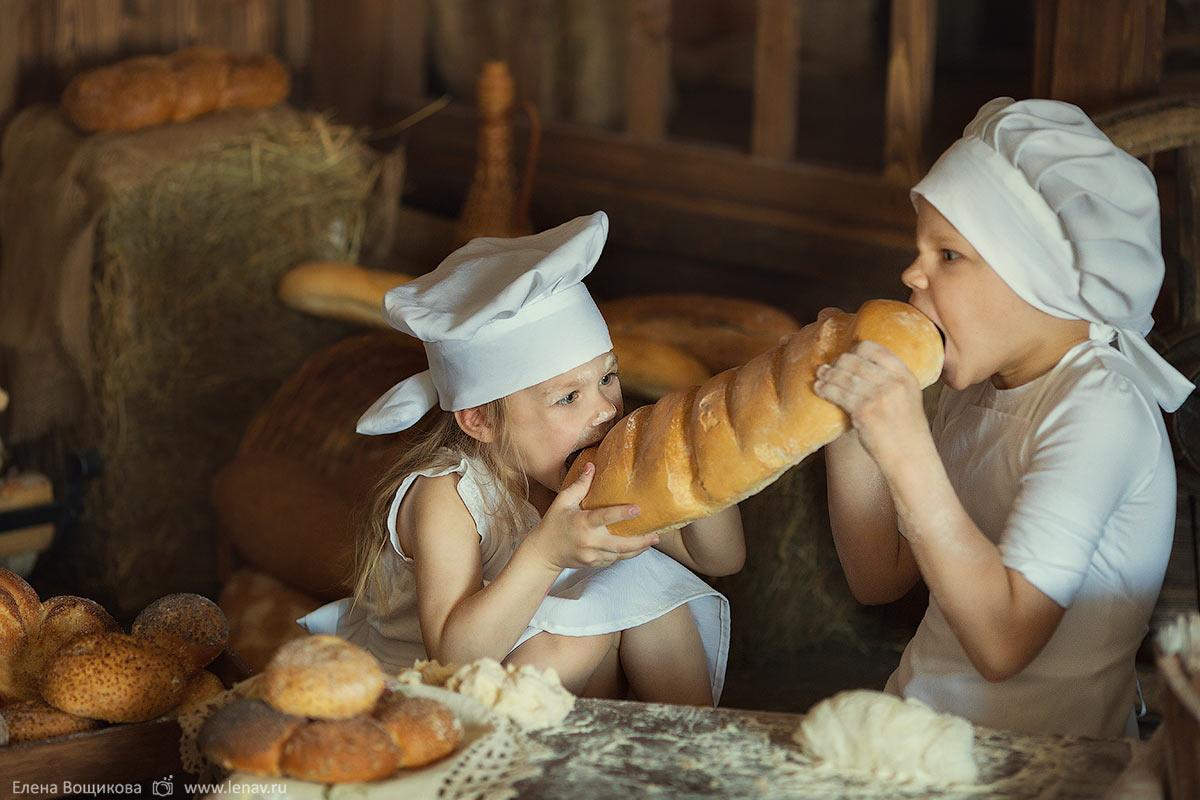 фотосессия поварята для детей фотограф детский