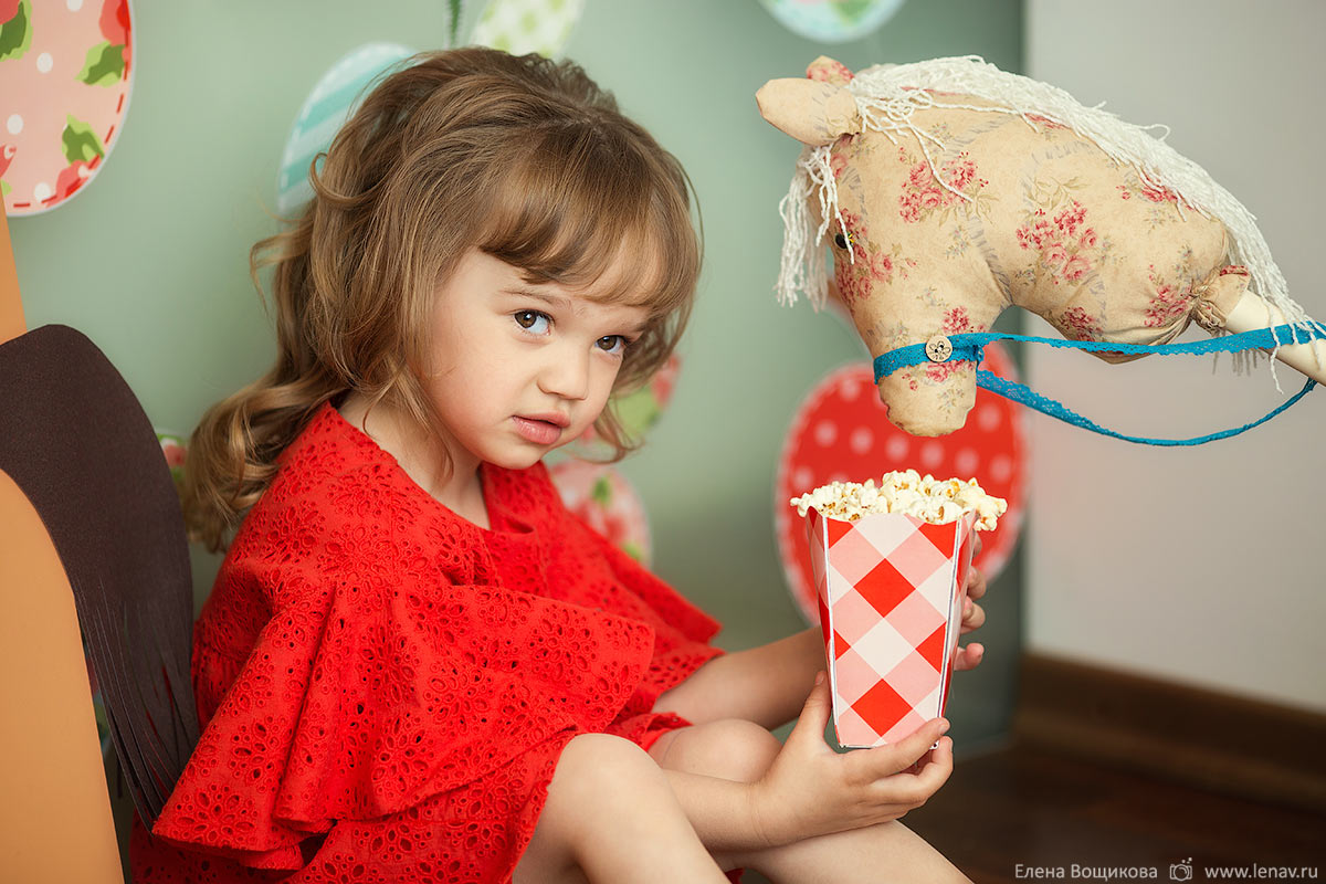 фотосессия на день рождения ребёнка 4 годика фотограф