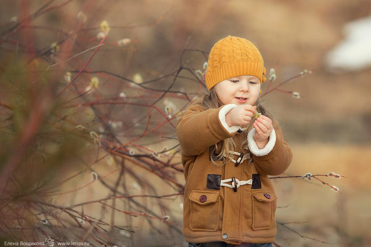весенняя фотосессия на приоде семейный фотограф детский в нижнем новгороде