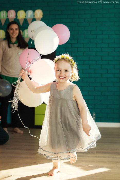 день рождения ребёнка фотосессия дома
