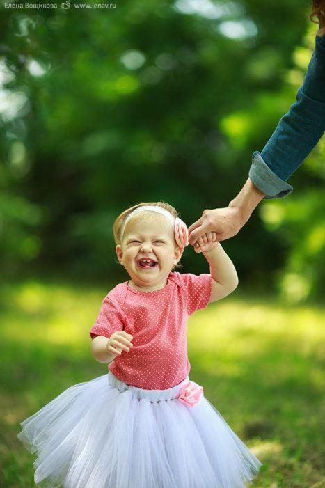 фотосессия на один годик малышки нижний новгород фотограф