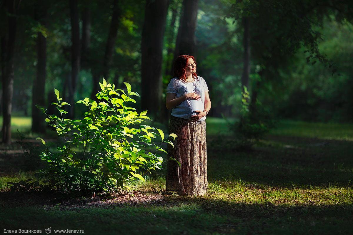 фотосессия в ожидании малыша