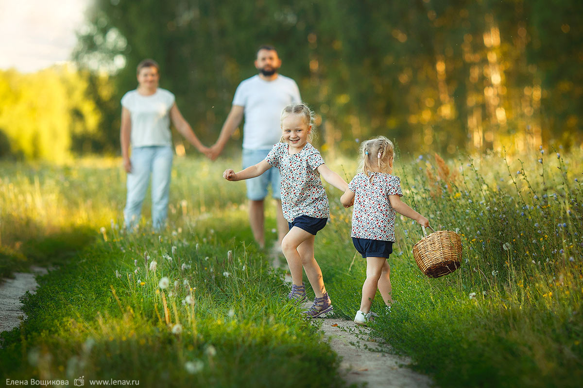 семейная съёмка нижний новгород фотограф