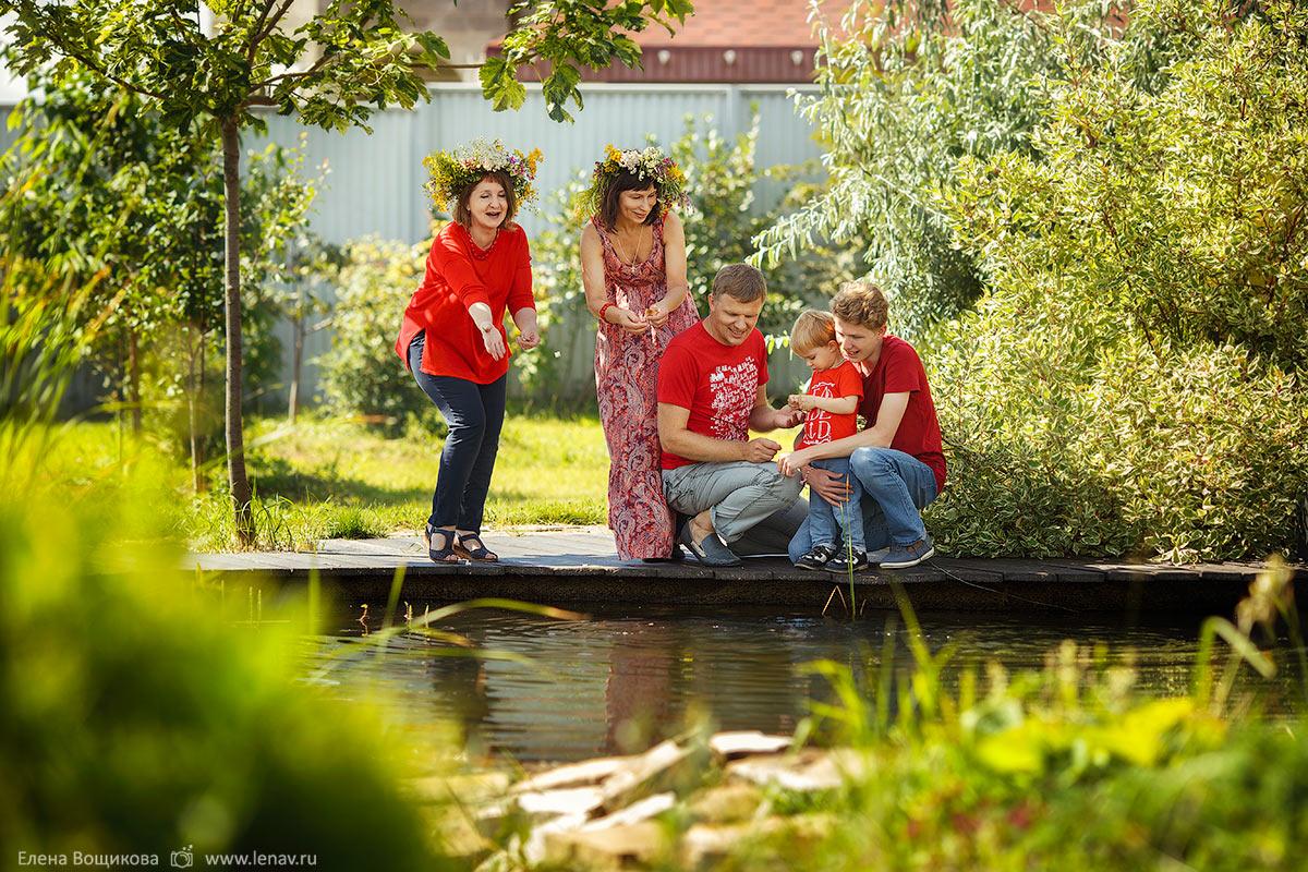 семейный и детский фотограф в нижнем новгороде