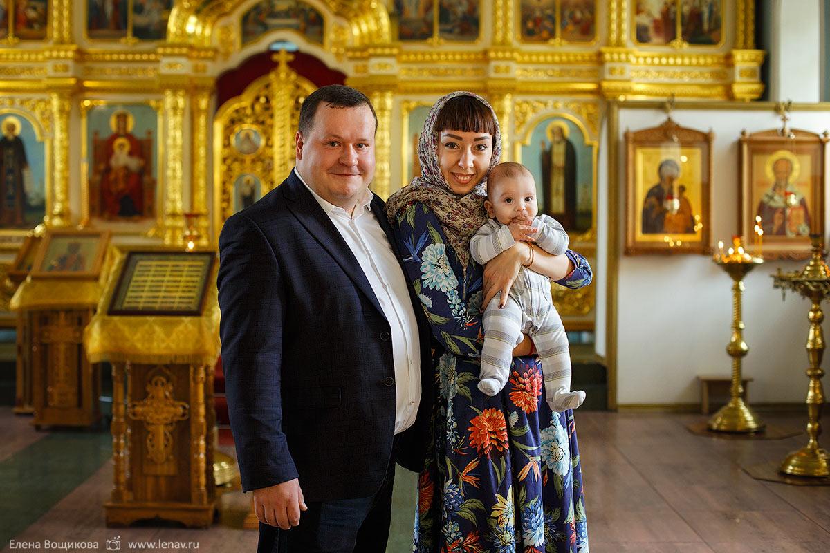 крещение фотосъёмка в нижнем новгороде