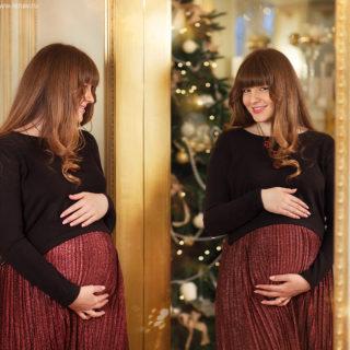 фотосессия в ожидании съёмка беременности
