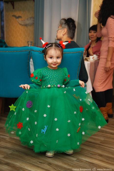 репортаж детского дня рождения в ресторане фотосъёмка