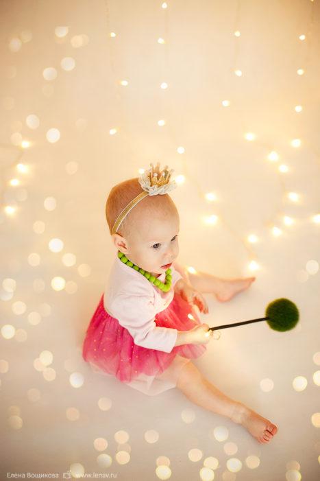 фотосессия на годик ребенка детский фотограф нижний новгород