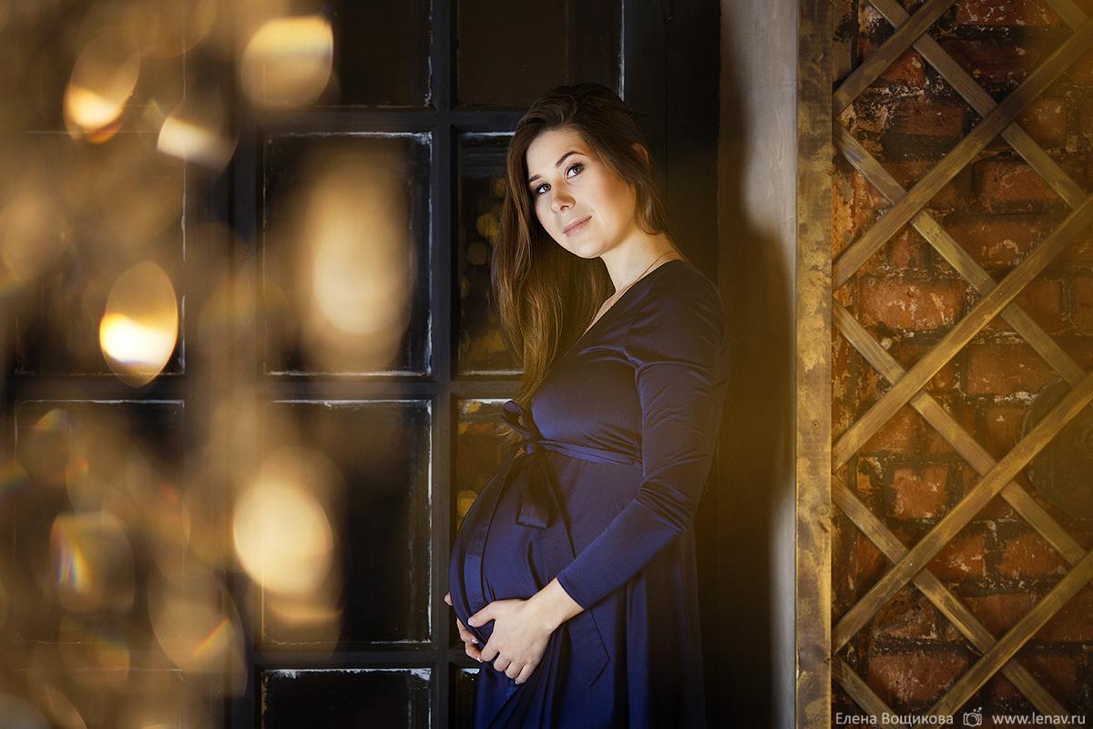 фотосессия в ожидании чуда в фотостудии нижний новгород