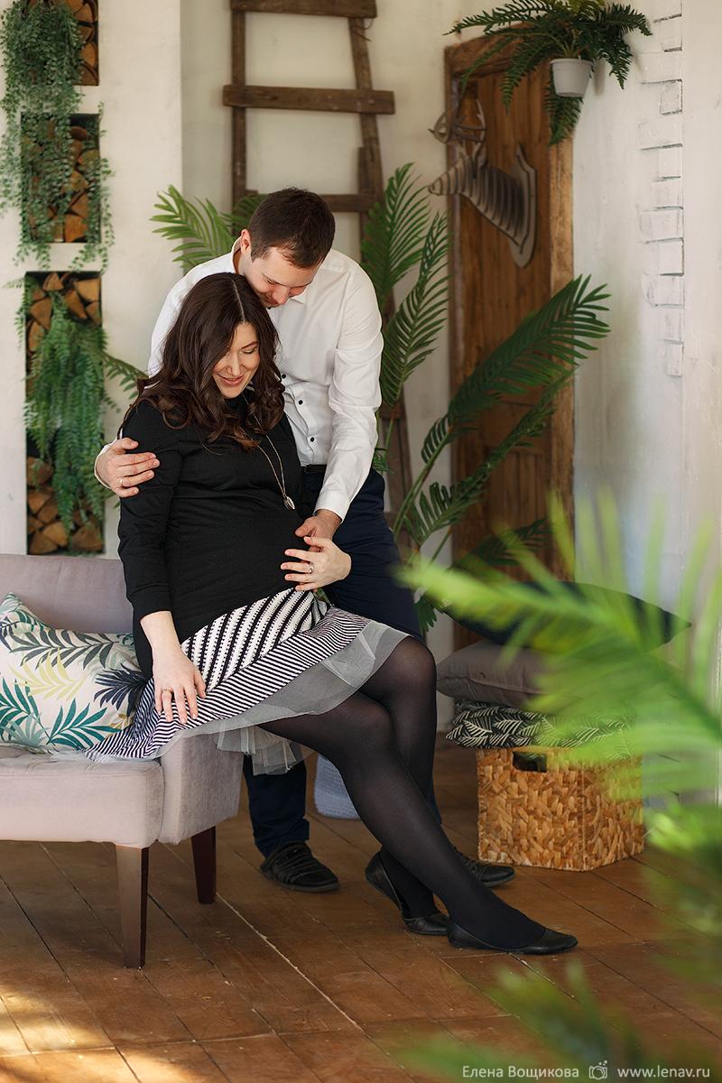 лав стори фотосессия пары в ожидании малыша беременность фотограф