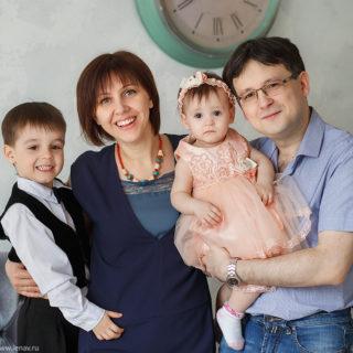 семейная фотосессия лучший фотограф для семьи в нижнем новгороде