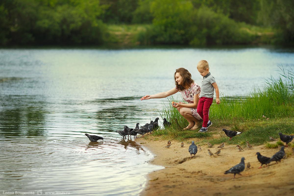 мама и сыночек фотосессия семейный фотограф нижний новгород