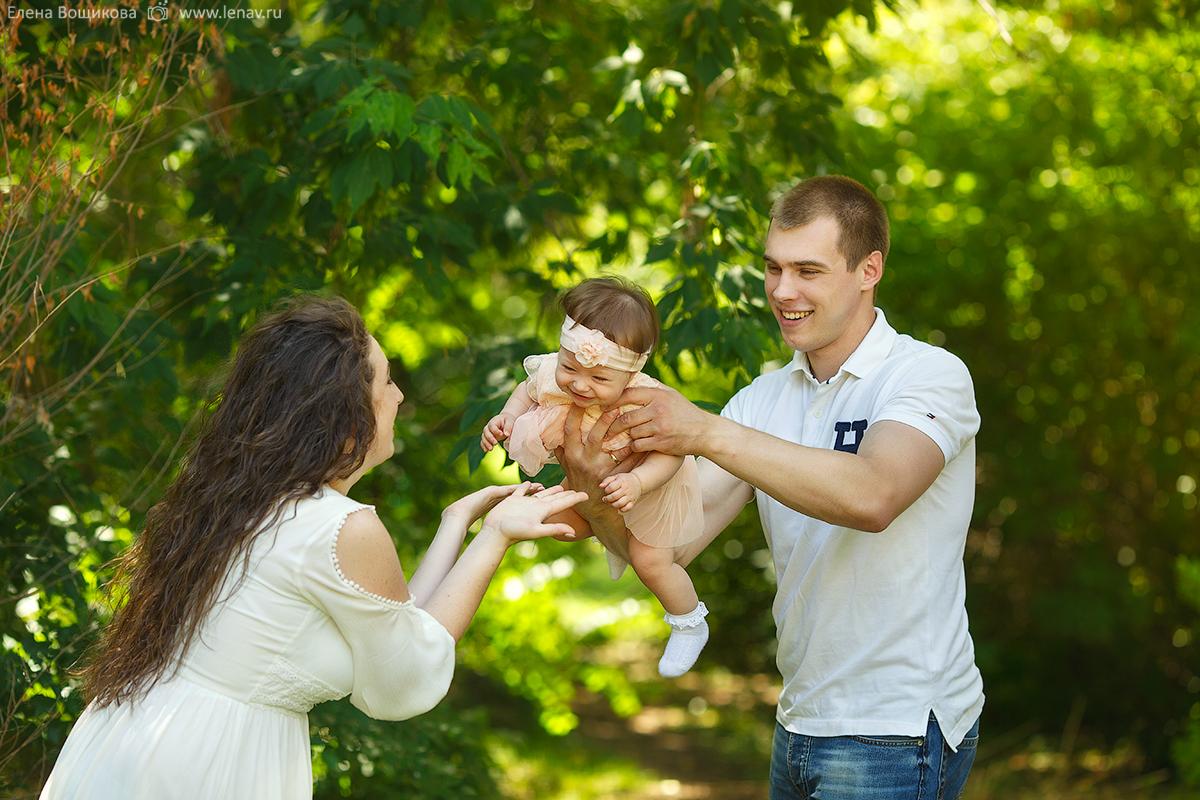 фотосессия дома для семьи с двумя детьми нижний новгород
