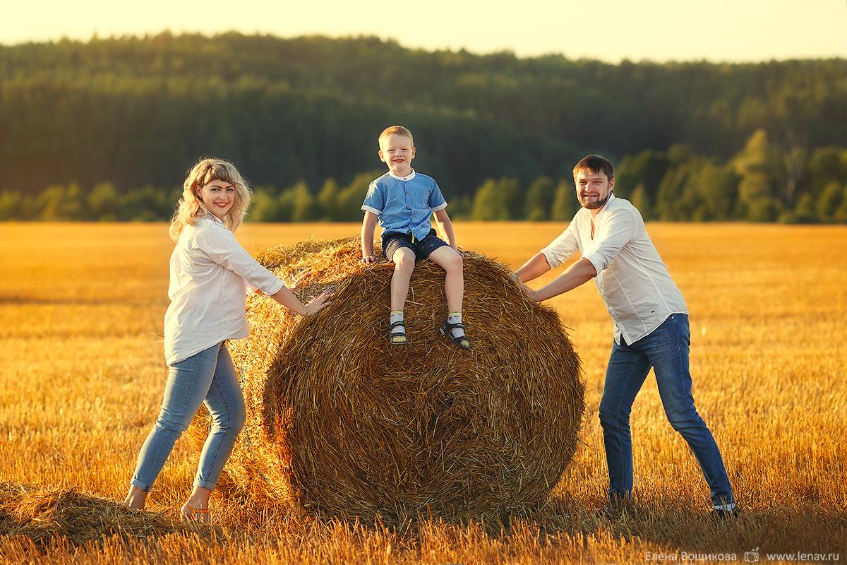 семейные фотографии на природе фотограф лучший нижний новгород