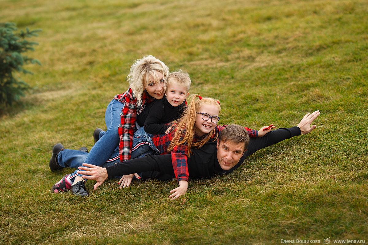 фотосъёмка для семьи фотограф в нижнем новгороде семейный детский