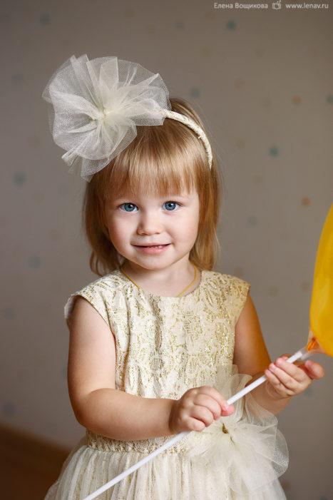 фотосессия на день рождения ребенка дома