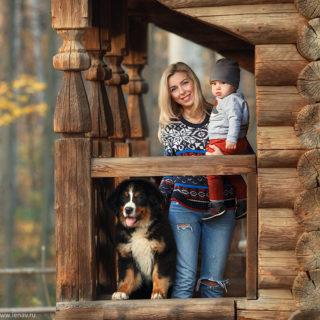 семейная фотосессия на природе фотограф для семья нижний новгород