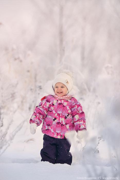 зимняя фотосессимя на природе в нижнем новгороде