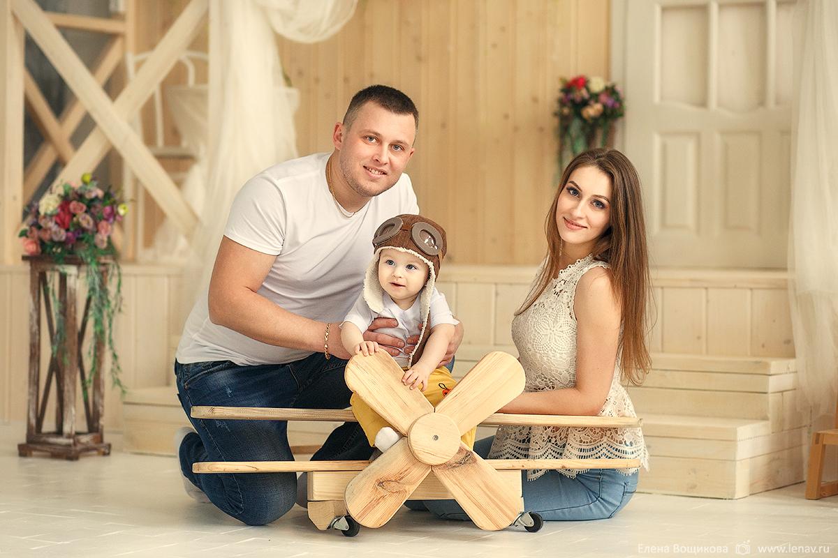 семейная фотосессия в нижнем новгороде заказать