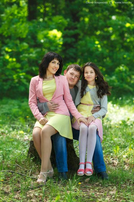 семейная фотосессия в нижнем новгороде