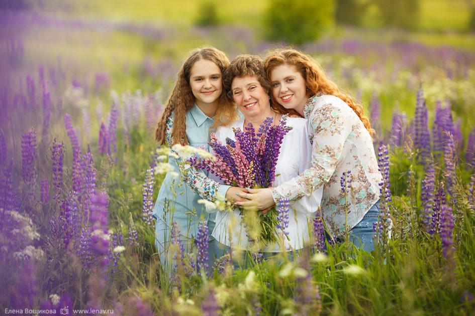 семейная фотосессия в нижнем новгороде на природе