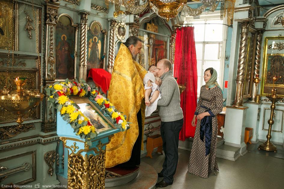 Иконы Божией Матери Казанская в Великом Враге
