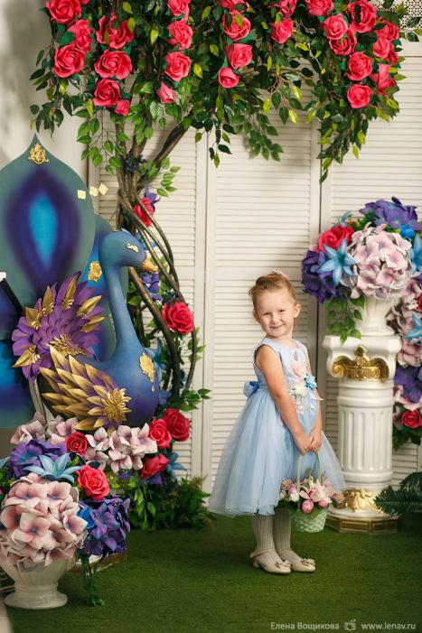 детский день рождения фотограф
