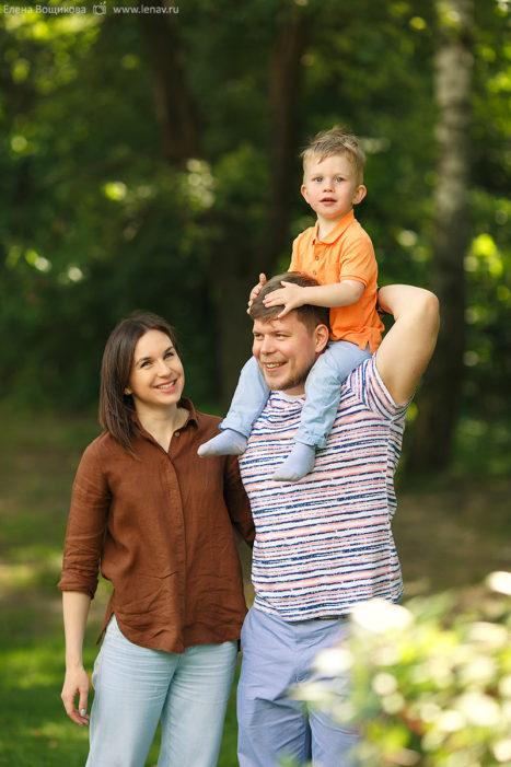 семейная фотосессия в нижнем новгородее