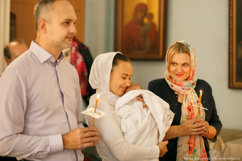 фотосессия крещения в нижнем новгороде фотограф