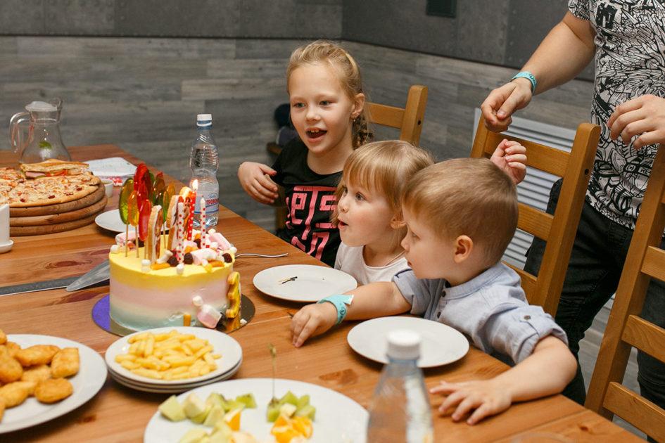 детский день рождения фотограф в нижнем новгороде