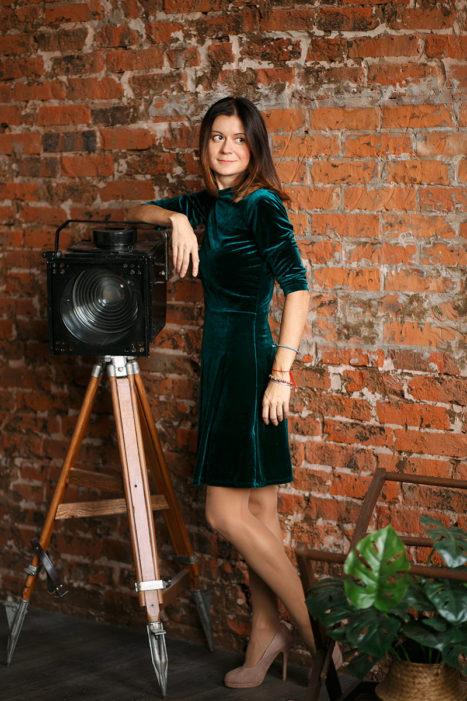 индивидуальная фотосессия в студии нижний новгород