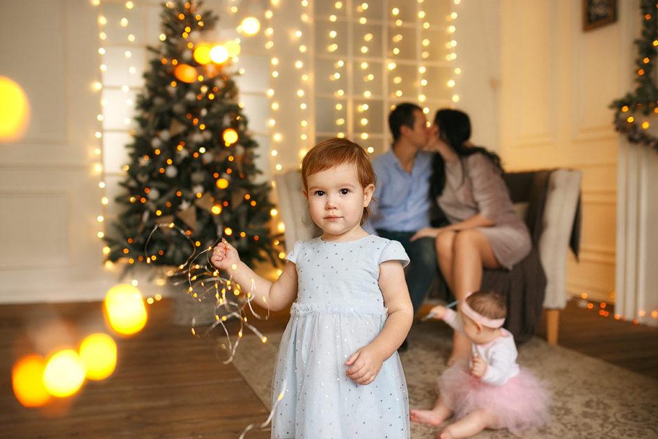 новогодняя фотосессия в нижнем ноговроде фотограф семейный лучший
