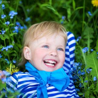 детский день рождения фотосессия