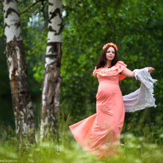 фотосессия в ожидании беременность