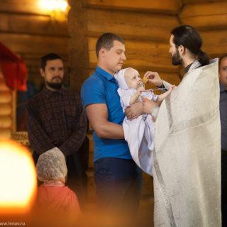 фотосъёмка крещения фотограф нижний новгород