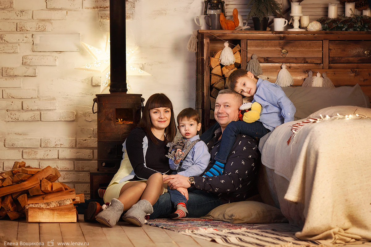Картинки семейного уюта